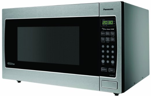 Panasonic Genius NN-SN973S- best microwaves for cooking