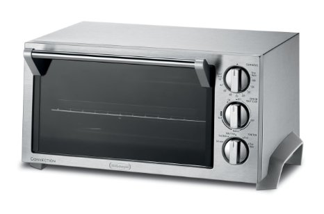 DeLonghi EO1270 6-slice convection toaster oven