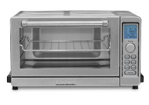 Cuisinart TOB-135 Convection Toaster Oven Broiler Deluxe