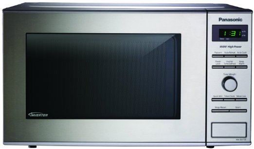 Panasonic NN-SD372S Compact Microwave Oven [Review]