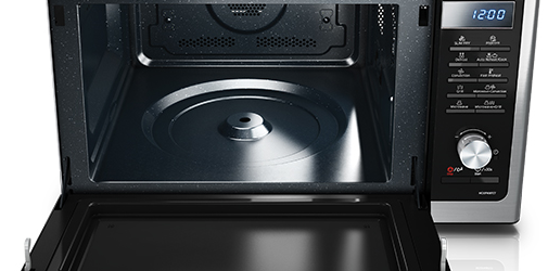 Samsung Countertop Stove : In this video, you will learn how to clean an oven with a baking soda.