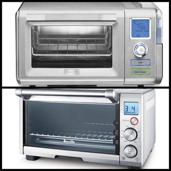 Oven Toaster Breville Vs Cuisinart Toaster Oven