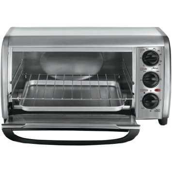 Black & Decker TO1491S-2 4-Slice Toaster Oven Review
