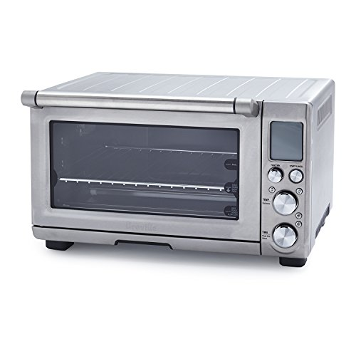 Breville BOV845BSS Smart Oven Review [Large Toaster Oven with High Quality]