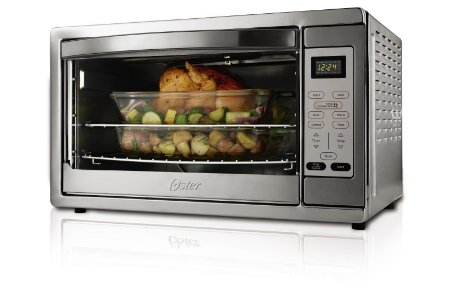 Oster TSSTTVDGXL-SHP, Small Toaster Oven with Many Features