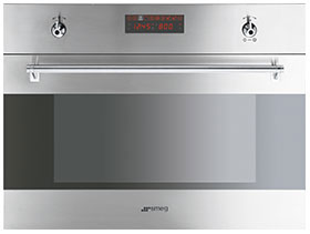 Smeg Classic Design SU45MCX – One of the Best Single Wall Ovens