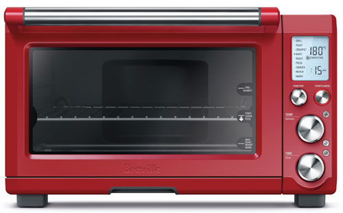 Breville BOV800CRNXL Smart Red Toaster Oven [Review and Specification]
