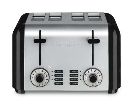 Cuisinart CPT-340 Compact- best 4-slice toasters