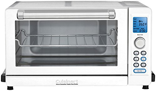 Cuisinart TOB-135W White Toaster Oven Review