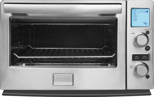 Frigidaire Professional Stainless Programmable- cheap infrared toaster oven