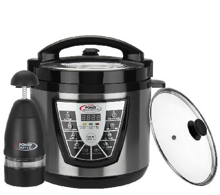 PPC Power Pressure Cooker