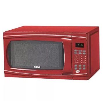 RCA RMW1112-RED 'Red Microwave Oven' Review