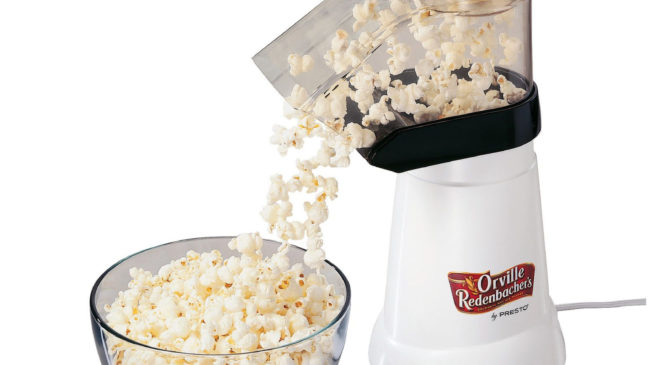 Top 7 Best Popcorn Makers in 2017 under $150