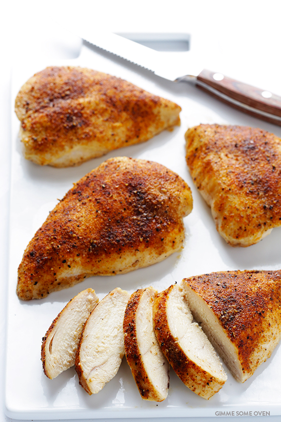best ways to cook chicken in the oven