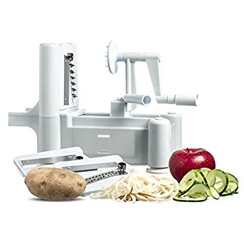 Top 7 Best Spiral Slicers in 2018 with Cheap Price